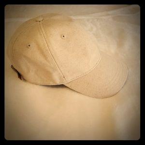 Womens linen cap